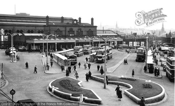 Blackburn, The Boulevard c.1955