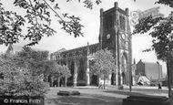 Blackburn, the Cathedral c1955