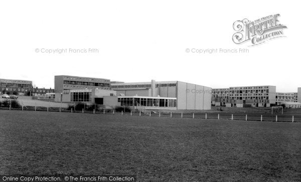 Blackburn, The Centre c.1960