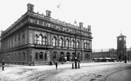 Blackburn, Town Hall 1899