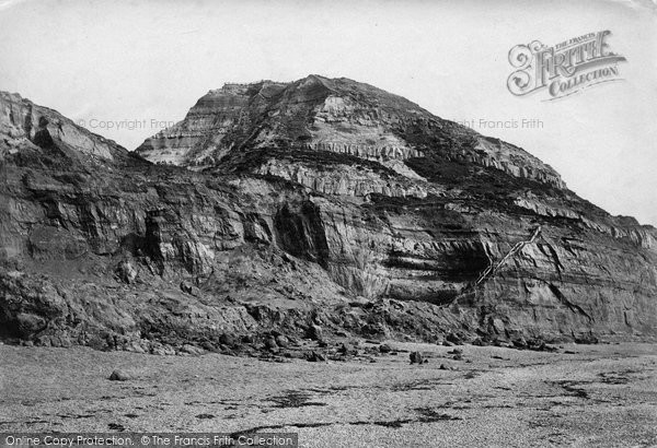 Blackgang, 1890