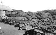 Blackgang, The Gardens c.1955
