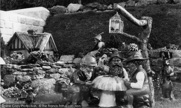 Blackgang, The Gnomes c.1960