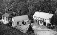 Blackgang, The Model Village c.1955