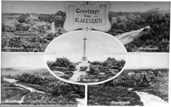 Blackheath, Composite c.1930