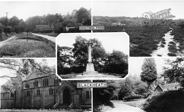 Blackheath, Composite c.1955