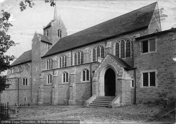 Blackheath, Convent 1894