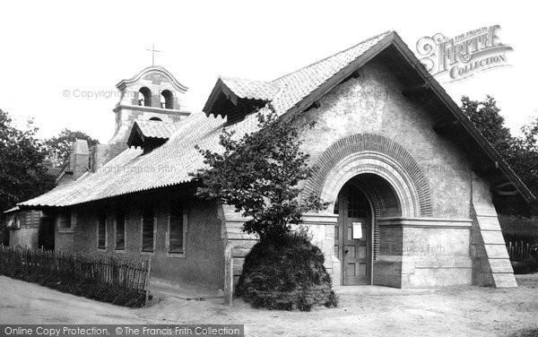 Blackheath, St Martin's Church 1894