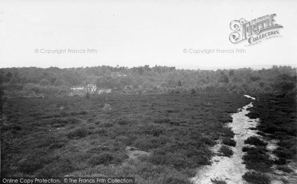 Blackheath, The Heath c.1955
