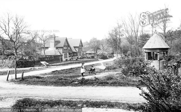 Blackheath, The Village 1906