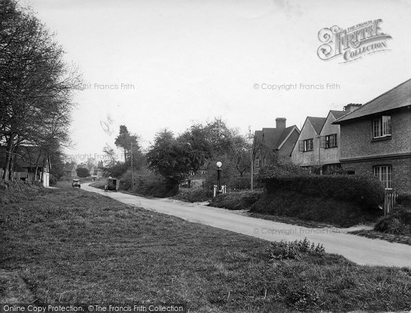 Blackheath, The Village 1927