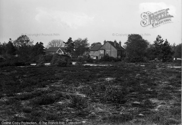 Blackheath, The Village 1939