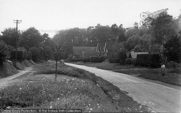 Blackheath, The Village c.1955