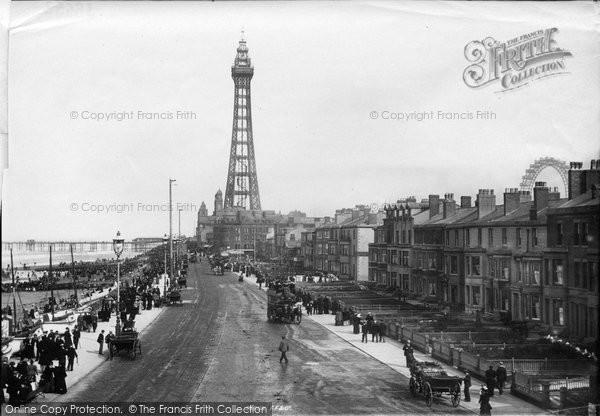 Blackpool, 1896