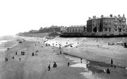 Blackpool, Bailey's Hotel 1895