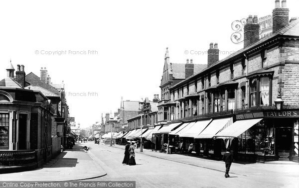 Blackpool, Church Street 1901