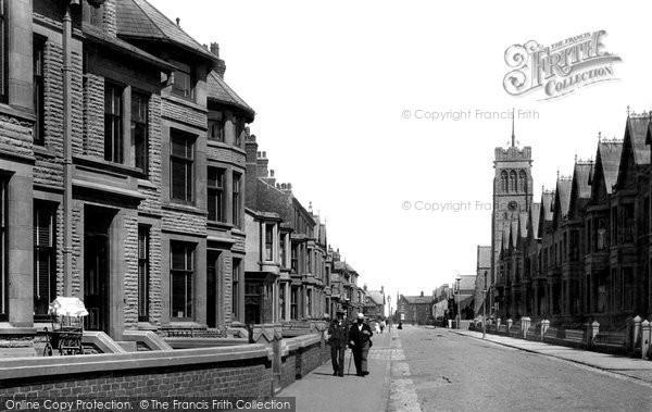 Blackpool, Dean Street 1901