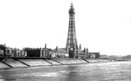 Blackpool, From North Pier 1894