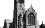 Blackpool, Holy Trinity Church 1901