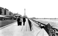 Blackpool, North Promenade 1906