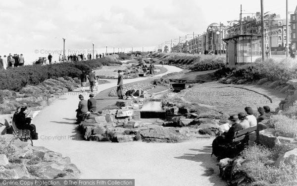 Blackpool, North Shore c.1955