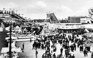 Blackpool, Pleasure Beach c.1935