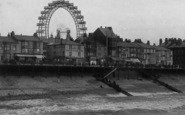 Blackpool, Roberts' Central Oyster Rooms 1896