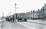 Blackpool, Seafront 1901