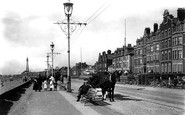 Blackpool, Seafront 1901