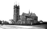 Blackpool, St John's Church 1890