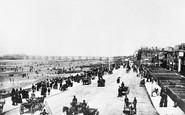 Blackpool, The Esplanade 1890