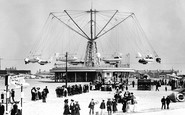 Blackpool, The Flying Machine 1906