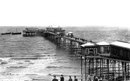 Blackpool, The North Pier 1890