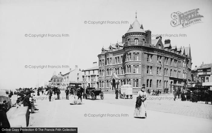 Blackpool, The Palatine Hotel 1890
