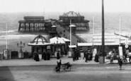 Blackpool, The Pier 1890