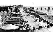 Blackpool, The Promenade 1890