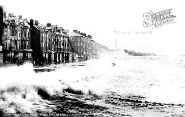 Blackpool, The Seafront 1891