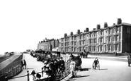 Blackpool, The Terrace 1890