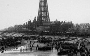 Blackpool, The Tower 1896