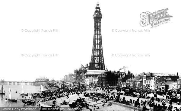 Blackpool, Tower 1906