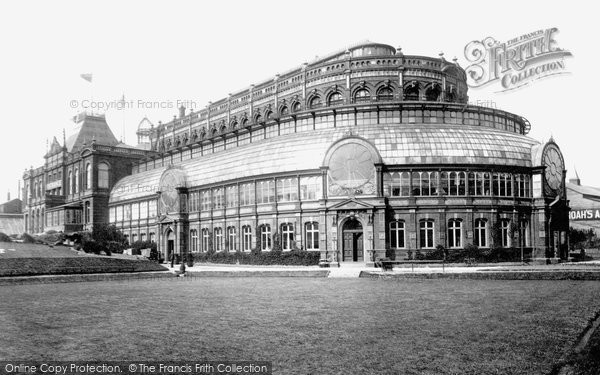 Photo of Blackpool, Winter Gardens 1894