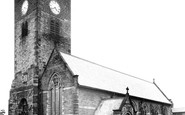 Blackrod, St Katharine's Church c.1955