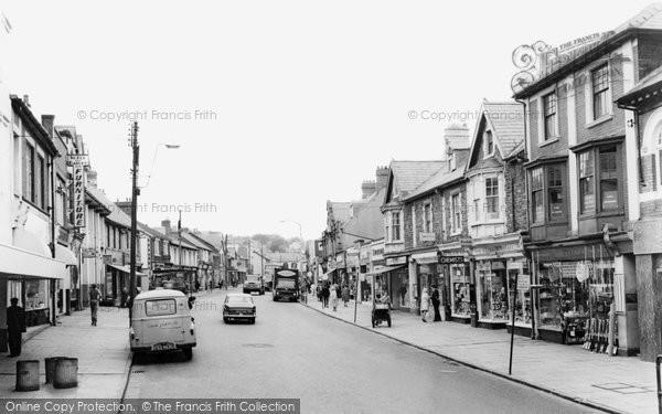 Blackwood, High Street c.1960