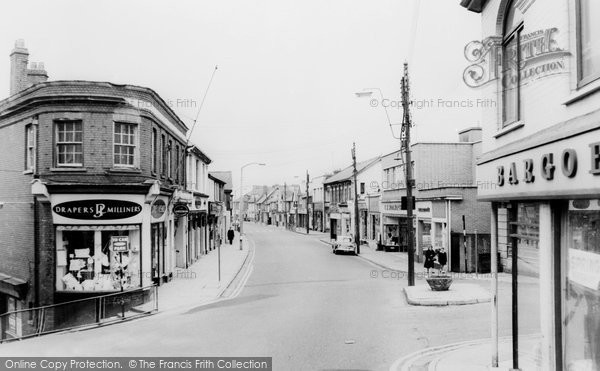 Blackwood, High Street c.1965