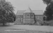 Blackwood, St Margaret's Church c.1960