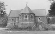 Blackwood, St Margaret's Church c.1965