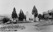 Blackwood, The Cenotaph c.1965