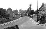 Bladon, Park Street c.1960