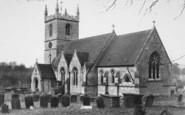 Bladon, St Martin's Church c.1965