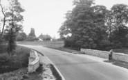 Bladon, The New Folly Bridge c.1960